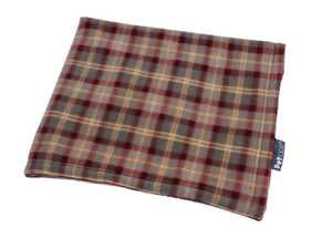 Country Check Comforter Blanket