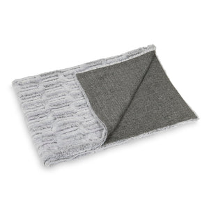Luxury Herringbone Comforter Dog Blanket