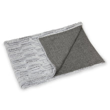 Load image into Gallery viewer, Luxury Herringbone Comforter Dog Blanket