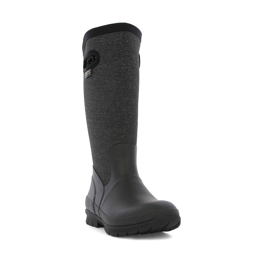 Bogs Footwear Women's Crandall Tall Winter Boots Black Multi