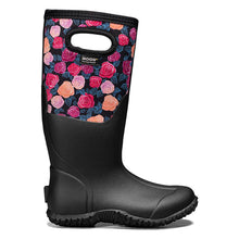 Load image into Gallery viewer, Bogs Footwear Women's Mesa Water Rose Insulated Rain Boots