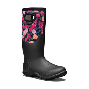 Bogs Footwear Women's Mesa Water Rose Insulated Rain Boots