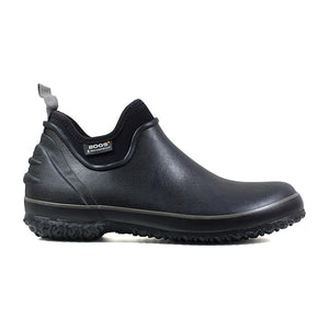 Bogs Footwear Men's Urban Farmer Waterproof Shoes Black