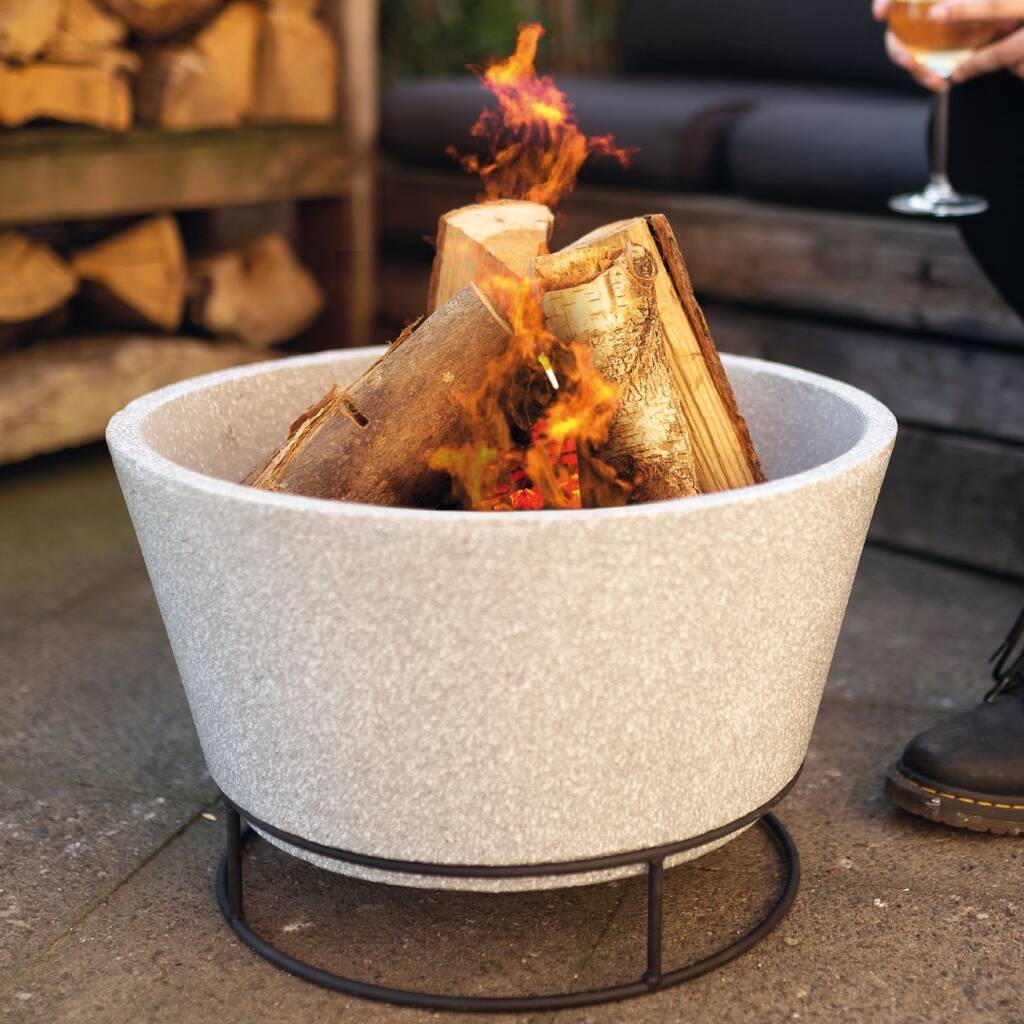 Clay Firebowl