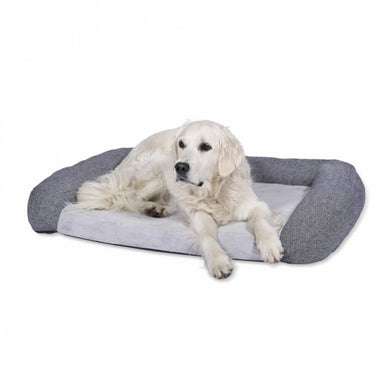 Luxury Dog Bed Bolster Mattress