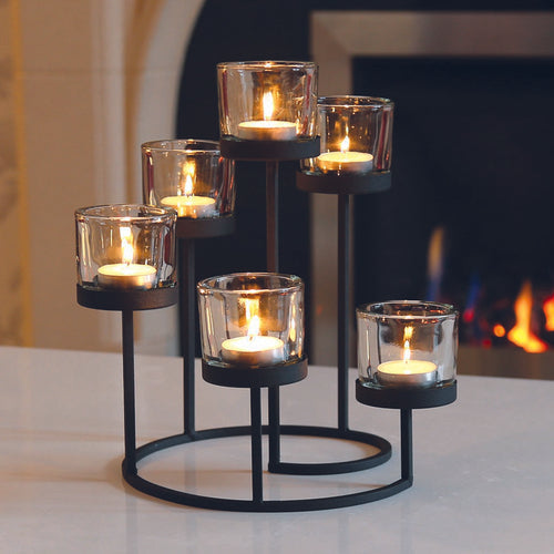 Spiral Tealight Holder
