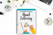 Load image into Gallery viewer, Hand Lettering Bundle