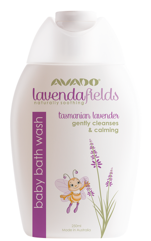 lavendafileds BABY BATH WASH