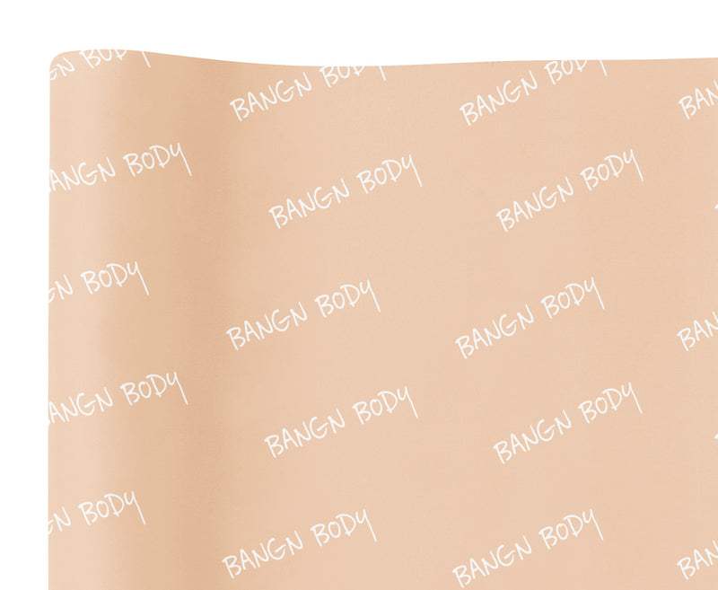 BB Nude Tissue Paper