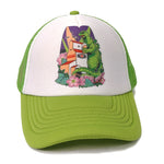 Green Zilla Trucker Hat