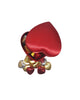 Chocolate Red Heart Gift Pack - 20 Heart Shape Pcs.