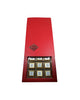 Premium Red Floral Printed Chocolate Gift Box