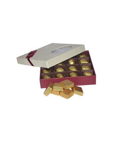 Festive Treat Box of 16 Chocolates