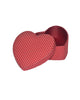 Chocolate Polka Heart Gift Pack – 20 Heart Shape Pcs.