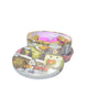 Diwali Festive Metal Box of 20 Chocolates