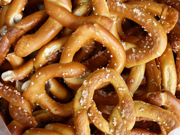 The Famous Shuey's Pretzels