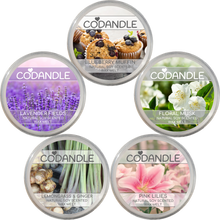 Load image into Gallery viewer, Codandle Soy Scented Wax Melts mix and match