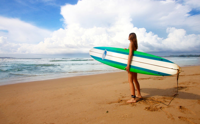 How to be a lifelong surf-boarder