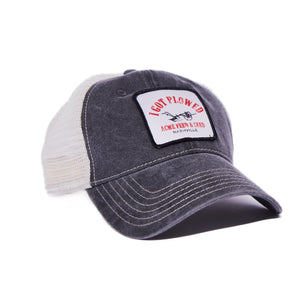 Plowed Trucker Hat