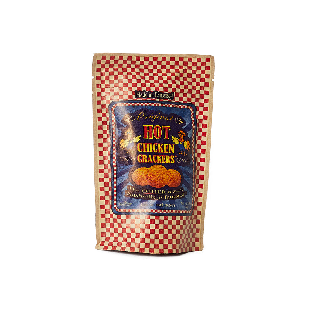 Hot Chicken Crackers