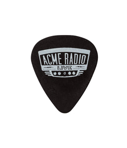 ACME Radio Guitar Pick