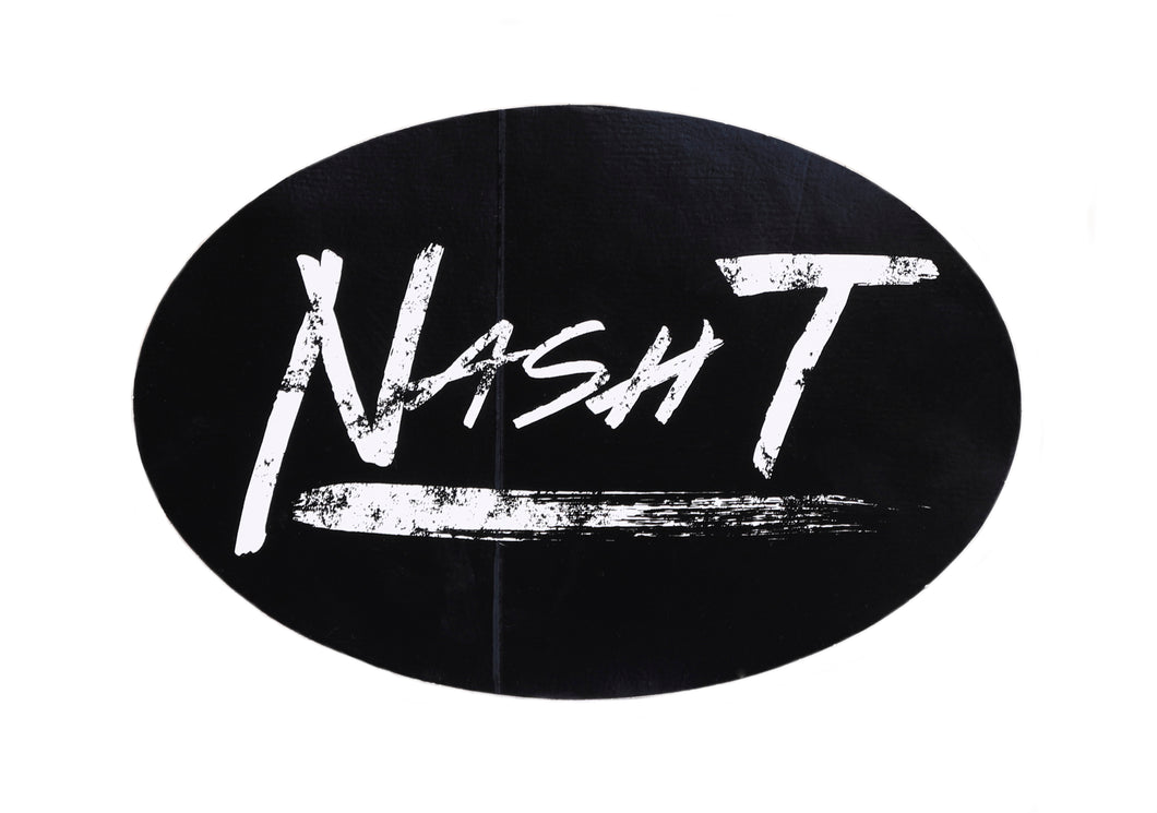 Nash T Sticker