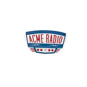 Radio Sticker