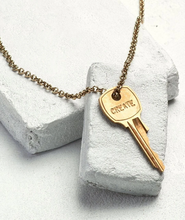 Load image into Gallery viewer, Giving Keys Necklace