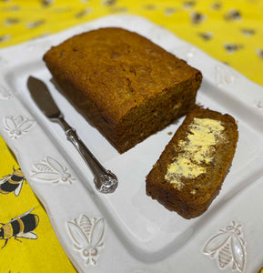 Honey and Orange Banana Bread