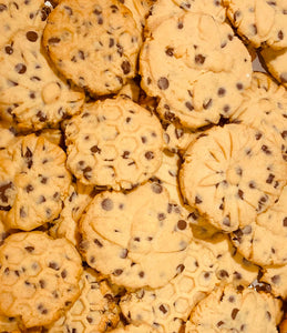Chocolate-chip Honey Cookies