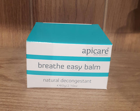 apicare balm breathe easy decongestant natural