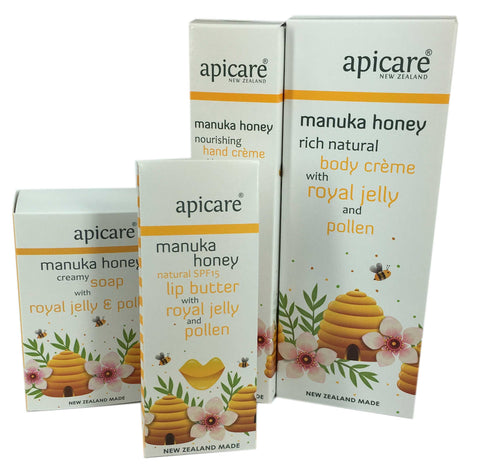 cosmetics apicare royal jelly