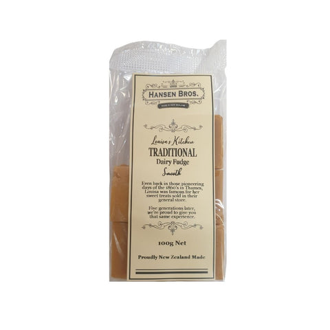 Louisa's Kitchen Traditional Dairy Fudge
