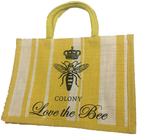colony jute bag