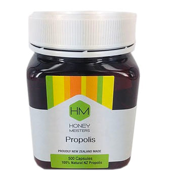honeymeisters propolis capsules health