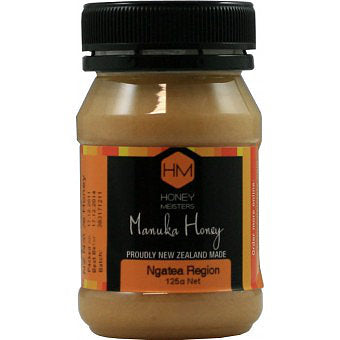 manuka honey honeymeisters 125g
