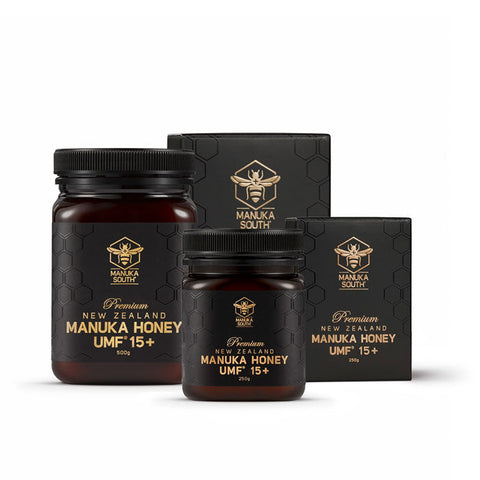 manuka south honey umf 15+ natural