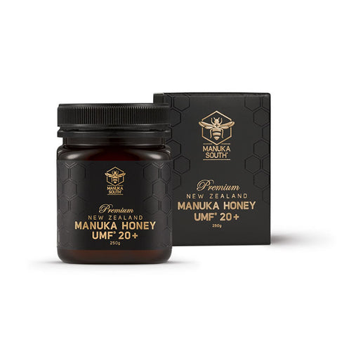 manuka south honey umf 20+ natural