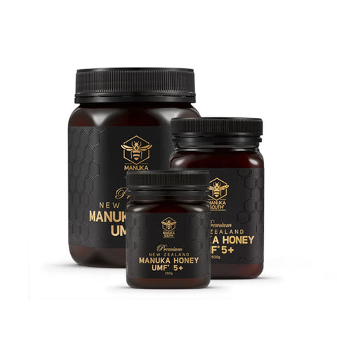 manuka south umf honey 5 natural