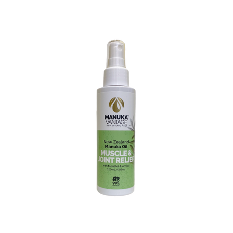 manukavantage muscle joint relief manuka menthol arnica