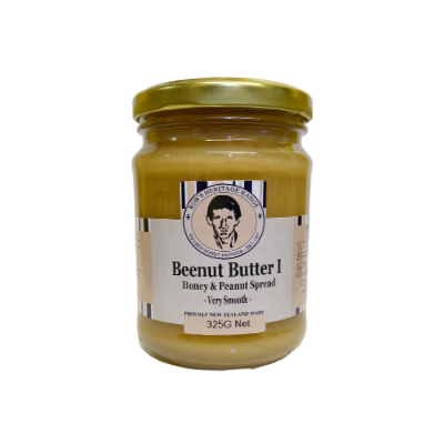robs heritage peanut honey beenut