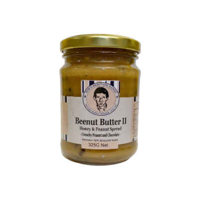 beenut butter honey peanut chocolate robs heritage spread