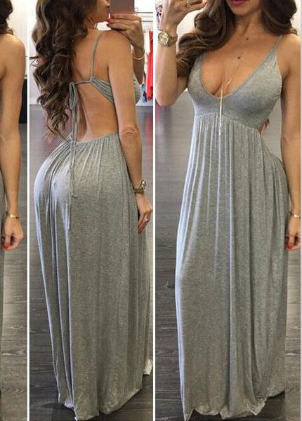 Long Maxi  Evening Party Dresse - fashionyanclothes