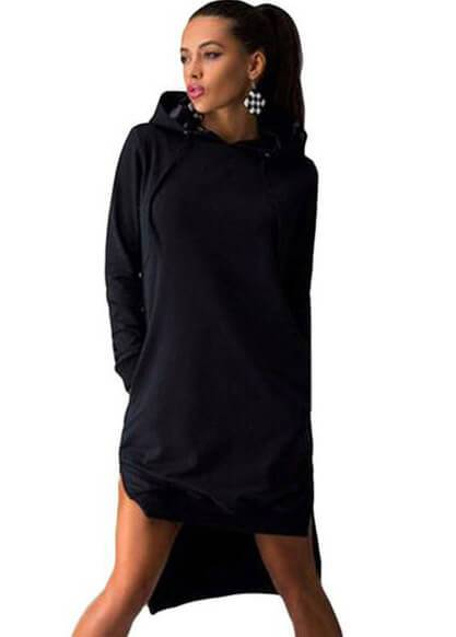 Female Casual Full Sleeve  Hoody - fashionyanclothes