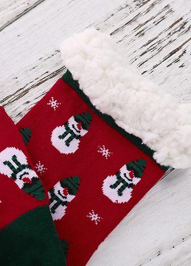 Stylish Fun Christmas Socks