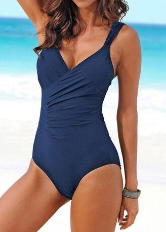 Plus Size Retro Vintage BathingSuits - esshe