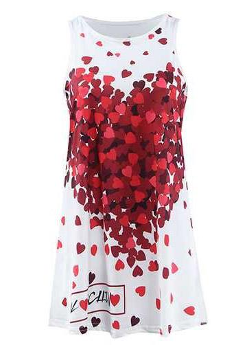 Floral Print Chiffon Dress - fashionyanclothes