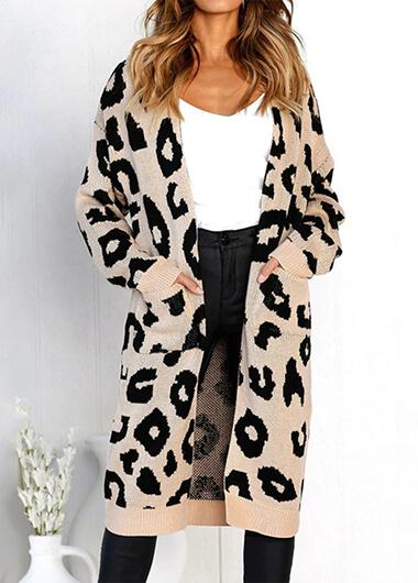 Hot Sale Long Sleeved Cross  Cardigan - fashionyanclothes