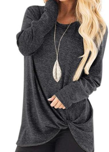 Hot Sale Tie Sweatshirt - fashionyanclothes