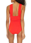 Sexy  Cross Bandage Backless Swimsuit - esshe
